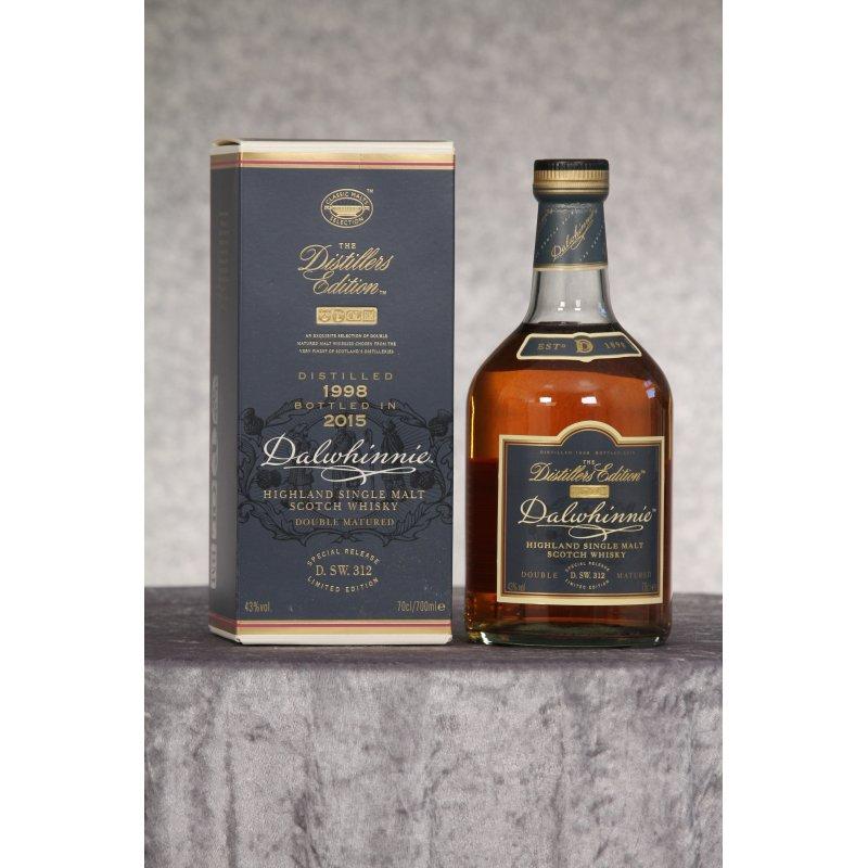 Dalwhinnie 2003 Distillers Edition Bottled 2018 07 Ltr 5995