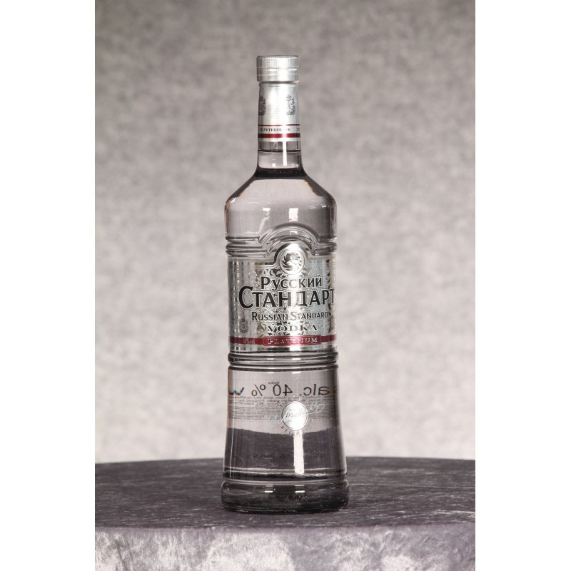 wodkagläser russian standard