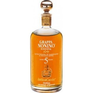 Nonino Grappa Antica Cuvee in Barrique 0,7 ltr.
