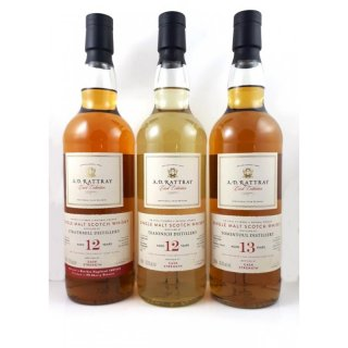 Strathmill, 2006, 12 y.o., 57,3%, PX Sherry Finish - Cask Collection, A. D. Rattray 0,7 ltr.