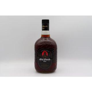 Old Monk 7 Jahre Indian Dark Rum 1,0 ltr.