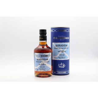 Edradour 12 Jahre Caledonia Dougie MacLeanes Caledonia Selection 0,7 ltr.