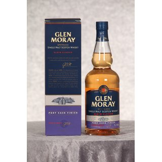 Glen Moray Elgin Classic 0,7 ltr. Port Cask Finish