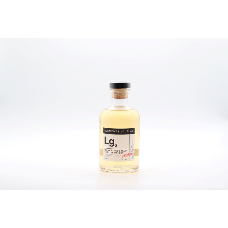 Elements of Islay Lg6 Full Proof, Speciality Drinks Ltd 0,5 ltr.