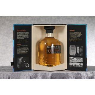 Balblair Vintage 2005 bottled 2017 0,7 ltr.