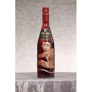 Affentaler Spätburgunder Rotwein 0,75 ltr. Affenflasche