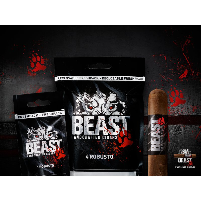 BEAST - Handcrafted Cigars