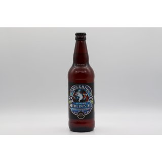 Broughton Merlins Ale 0,5 ltr. inkl. Pfand
