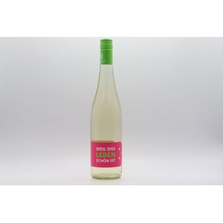 Weil das Leben schön ist - Weißwein-Cuvée 0,75 ltr.