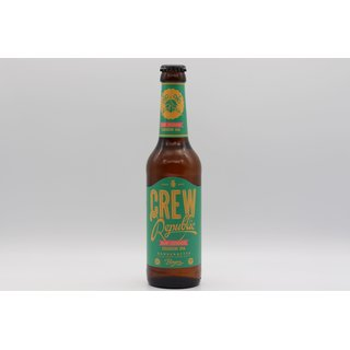 Crew Republic Hop Junkie Session IPA 0,33 ltr.