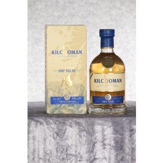 Kilchoman 100% Islay 7th Edition 0,7 ltr.