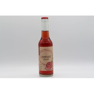 Limoment Apfel-Rose 0,33 ltr.