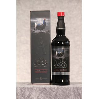 The Famous Grouse The Black Grouse Alpha Edition 0,7 ltr.