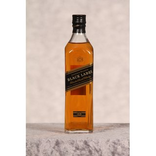 Johnnie Walker Black Label 12 Jahre 0,2 ltr.