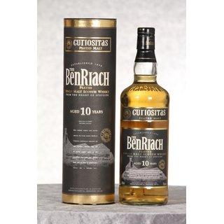 BenRiach 10 Jahre Curiositas Peated Malt 0,7 ltr.