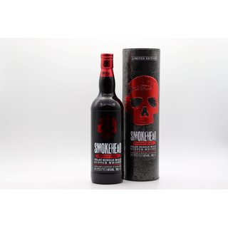 Smokehead Sherry Bomb - Limited Edition 0,7 ltr.