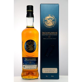 Inchmurrin 18 Jahre 0,7 ltr. Loch Lomond Island Collection
