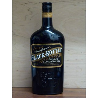 Black Bottle 0,7 ltr.