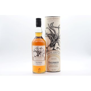 Game of Thrones House Greyjoy: Talisker Select Reserve...
