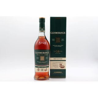 Glenmorangie Quinta Ruban 14 Years Old 0,7 ltr.Port Cask...