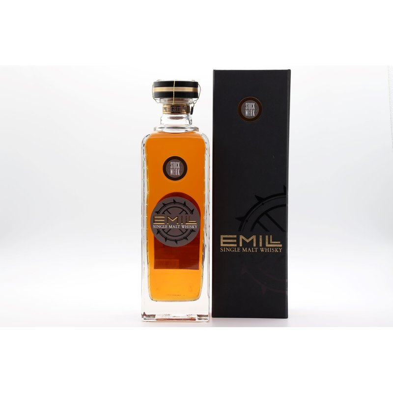 Emill Stockwerk Single Malt Whisky Scheibel 0,7 ltr.