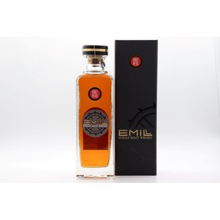 Emill Kraftwerk Single Malt Whisky Scheibel 0,7 ltr.