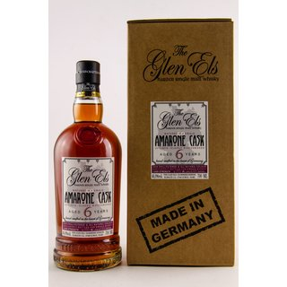 Glen Els Single Cask Amarone 6 y.o. (woodsmoked) 0,7 ltr.