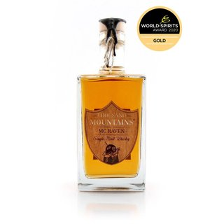 Mc Raven Whisky 0,7 ltr. Thousand Mountains