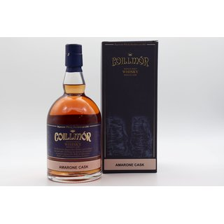 Coillmor Single Malt Amarone Cask 8 Jahre 0,7 ltr.