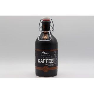 Prinz Nobilant Kaffee Liqueur 37,7 % vol. 0,5 ltr.