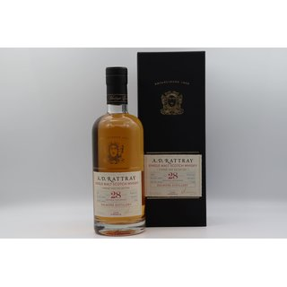 Dalmore 1992, Cask Strength 0,7 ltr. A.D. Rattray