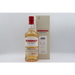Benromach 2009 Germany Exclusive Batch 0,7 ltr.
