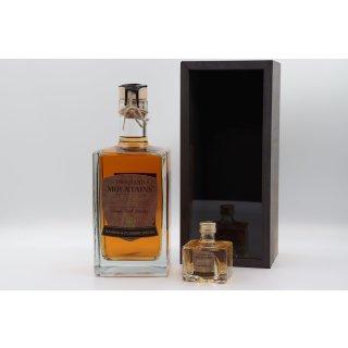 Double Raven # 3 Whisky 0,7 ltr.  Bourbon & PX Cask