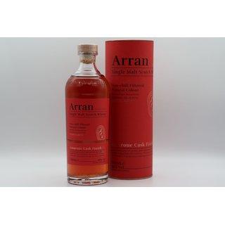 The Arran Malt Cask Finishes The Amarone Cask Finish  0,7 ltr.