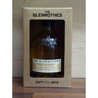 Glenrothes Alba Reserve 0,7 ltr.