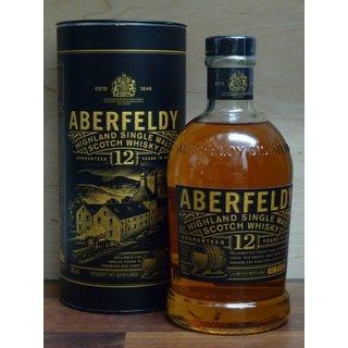 Aberfeldy 12 Jahre 0,7 ltr.