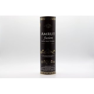Amrut Fusion Indian Whisky 0,7 ltr.