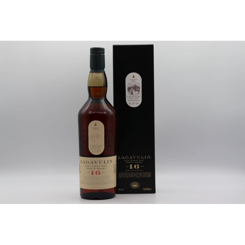 Lagavulin 16 Jahre Classic Malts Selection 0,7 ltr.