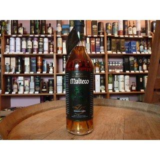 Malteco 15 Jahre Reserva Maya 0,7 ltr.