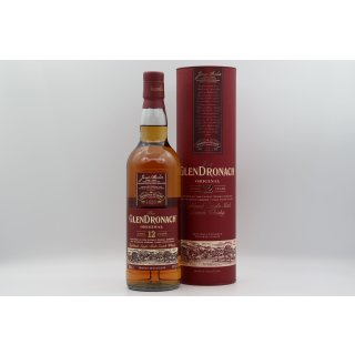GlenDronach 12 Jahre Original Matured in Pedro Ximinez...