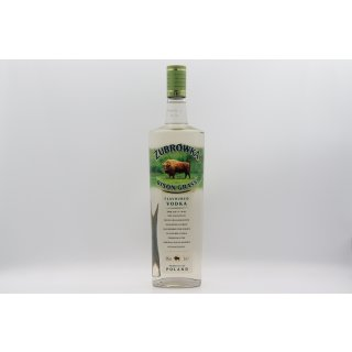 Zubrowka Vodka Das Original 1,0 ltr.
