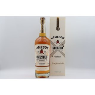 Jameson Crested Irish Whiskey 0,7 ltr.