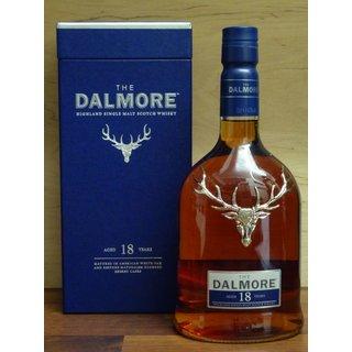 Dalmore 18 Jahre 0,7 ltr.