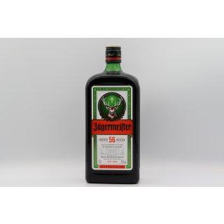 Jägermeister 1,0 ltr.