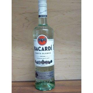 Bacardi Superior Carta Blanca 0,7 ltr.