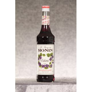 Monin Veilchensirup 0,7 ltr.