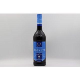 Harveys Solera Sherry 0,75 ltr. The Bristol Cream