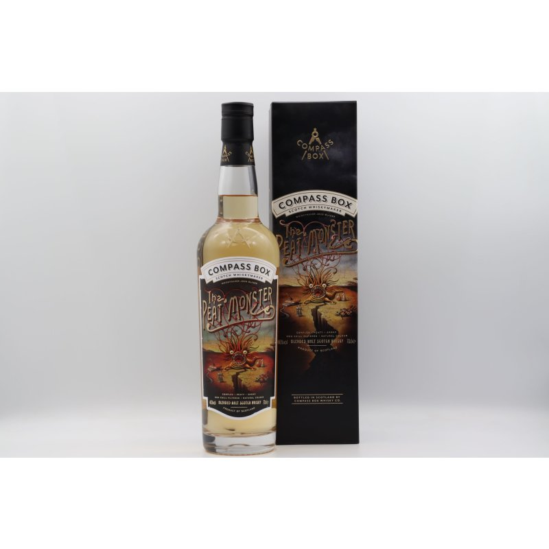 The Peat Monster Compass Box 0,7 ltr.