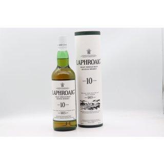 Laphroaig 10 Jahre 0,7 ltr.
