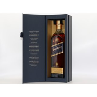 Johnnie Walker Blue Label 0,7 ltr.